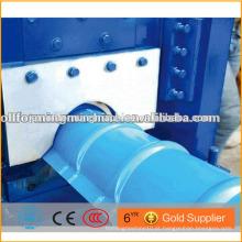 Máquina de formação de rolo de tampão de cume / máquina de perfil de alumínio fabricada na China