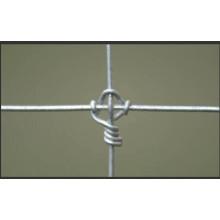 Feuerverzinkter Zaun mit festem Knoten, der für die Farm verwendet wird
