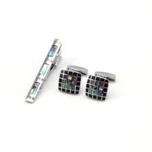 Custom Metal Fashion man Badge Tie Clip