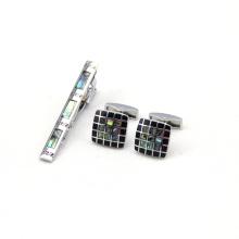 Clipe de gravata de distintivo de homem de moda Metal personalizado