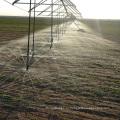 центральная круговая оросительная система с насосом на солнечной энергии