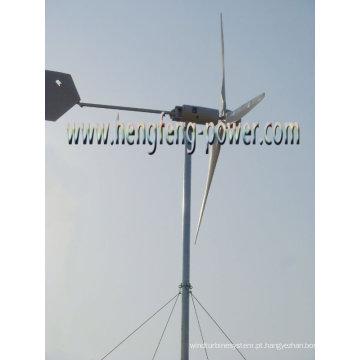 gerador de energia, maintanence livre, baixo torque de partida, gerando alta eficiência do vento