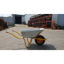 Heavy Duty 200kg 100L Hand Troley Wheelbarrow Wb6438