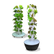 Indoor Hydroponic Lettuce Strawberry Planter Tower Growing System