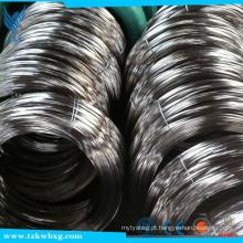 Fio de mola de aço inoxidável 301