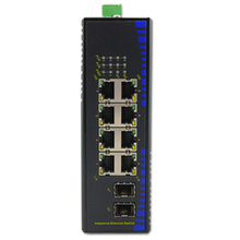 Schneller umanaged Ethernet-Switch