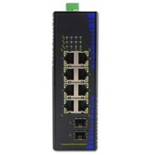 Snelle umanaged Ethernet-switch