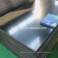 Panneau composé en plastique balayé par aluminium d'Alunewall 3mm pour le panneau arrière de TV