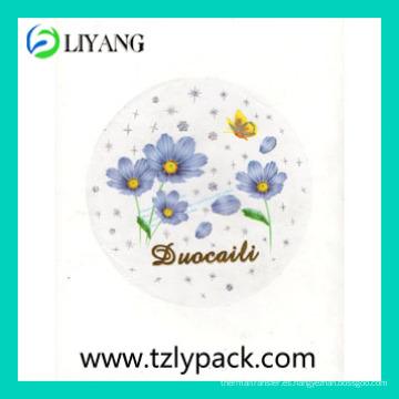 Más nuevo en etiqueta de molde fabricado en China