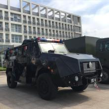 Бронированный автомобиль Sinotruk с доказательством пули для полиции и армии