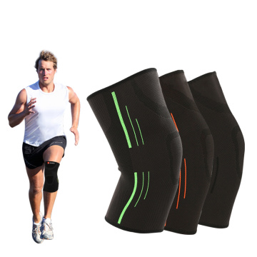 open patella knee support brace knee sleeves