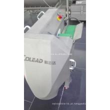 SUS 304 máquina de corte de salada de aço inoxidável / máquina de fatia / máquina de corte vegetal