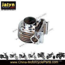 Cylindre de moto en aluminium 125 cc pour Gy6-125