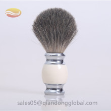 Shaving Brush with Pure Badger Hair Knot