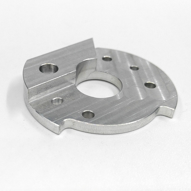 machining turning aluminum parts