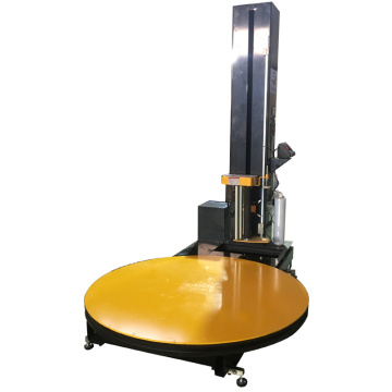QTP1800F Fully automatic stretch film pallet wrap machine