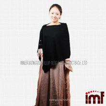 Plain Triangle Knitting Shawl Wholesale From Malaysia