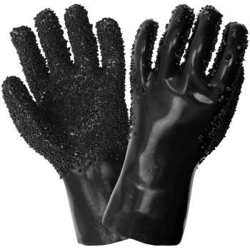 Anti-Slip PVC coated gloves