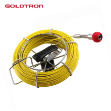 GOLDTRON Industrial borescope industrial videoscope for pipe borehole sewer drain plumbing airduct video inspection