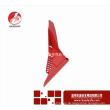Wenzhou BAODI Vierteldrehungs-Kugelhahn-Handgriff-Verschluss BDS-F8604-1Red Farbe