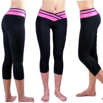 2016 neue Design-Kompressions-Yoga-Hosen