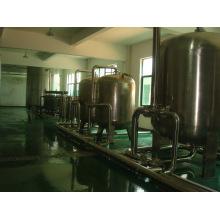 3000bottle / Hour Planta de água mineral