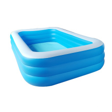 Children's Thick-walled Swimming Pool Easy to Inflate Seaside Inflatable Pool Removable Protection Base Cushion Pool