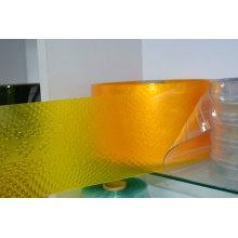 3D PVC shower curtain