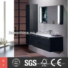 2014 Wood Veneer Bathroom Cabinet FM-MV1206