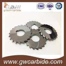 Hartmetallkreissägeblatt zum Schneiden von Holz und rostfreiem Stahl