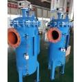 Вертикальный автоматический самоочищающийся фильтр из нержавеющей стали