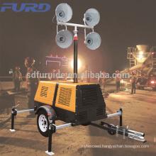 Mobile Flood Light Towers