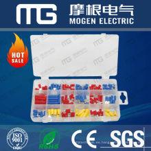 MG 350 piezas Assoted Cable Wiring Terminales de latón kits