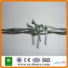 Galvanized Common Barbed Wire