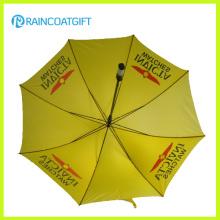 Grand parapluie de marché de publicité de golf