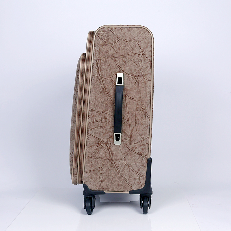cheap leather luggage