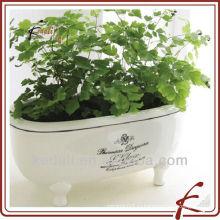 Нежные керамические горшки для растений