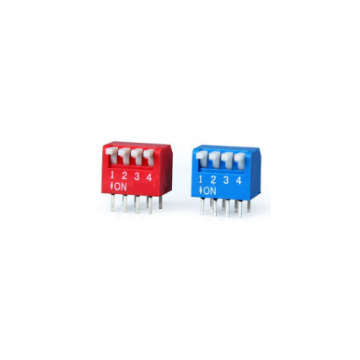 DP-04 DIP Switch 2.54mm 4Position Switch