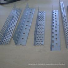 Malha de contas de metal expandida