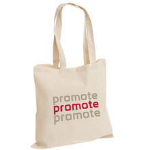 custom printed canvas cotton bag printing carry recycle cotton fabric canvas shopping tote bag