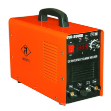 140AMP DC инвертор TIG / MMA импульсный сварочный аппарат (TIG-140S)