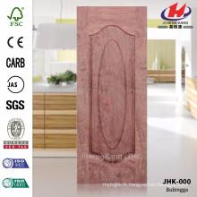 JHK-000 Best Natural Bubingga Vener Suppiler Living HDF Porte Materail Sheet