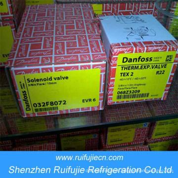 Válvulas y bobinas de solenoide de Danfoss (EVR6) 032f8072