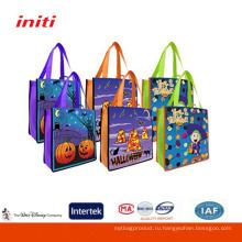 Экологичная печать качества ламинированная нетканая сумка для покупок