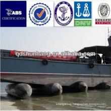 BV/GL/LR/ABS certificate Dia1.5Mx15M pontoon for boat pulling