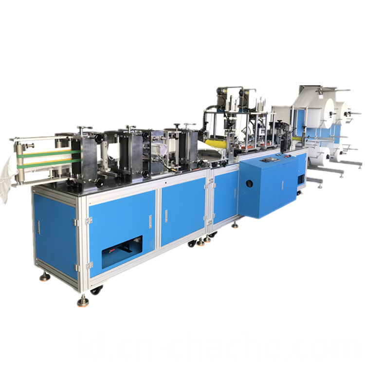 Kn95 Automatic Mask Making Machine