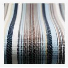 High Quality Strip Dobby Yarn Dyed 100% Cotton Fabric For Clothes