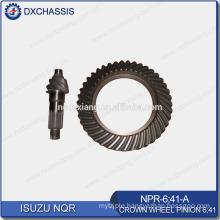 Genuine NQR 700P Crown Wheel Pinion Gear 6:41 NPR-6:41-A