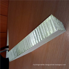 Mill Finish Aluminum Color Honeycomb Panels for Commercial Building Decoration