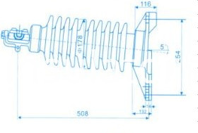 line post insulator price